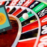 Online Bitcoin Games