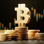 Cryptocurriency and bitcoin vied