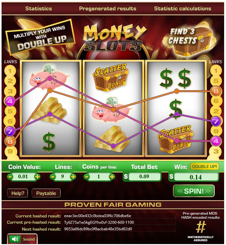 online slot games with Bitcoins